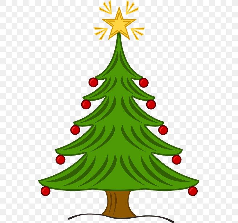 Christmas Tree Clip Art, PNG, 555x767px, Christmas Tree.