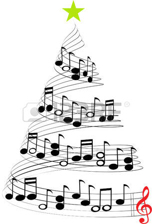 Christmas Music Clipart Free.