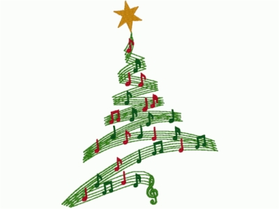 Result for christmas music notes png.