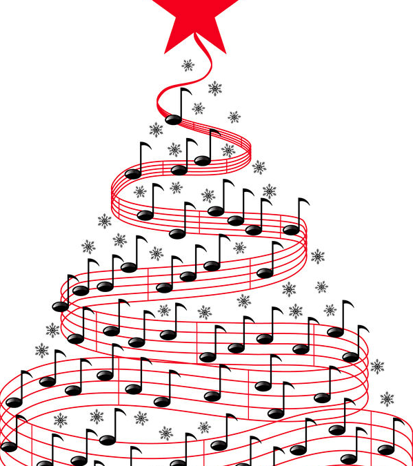 Christmas music png 5 » PNG Image.