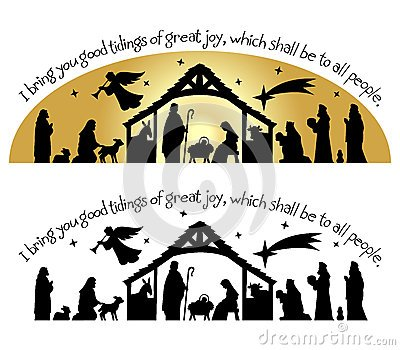 Free christmas nativity clipart 1 » Clipart Portal.