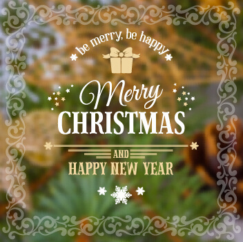 Christmas happy new year clip art free vector download.
