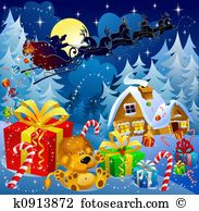 Night scene Clipart and Stock Illustrations. 5,959 night scene.