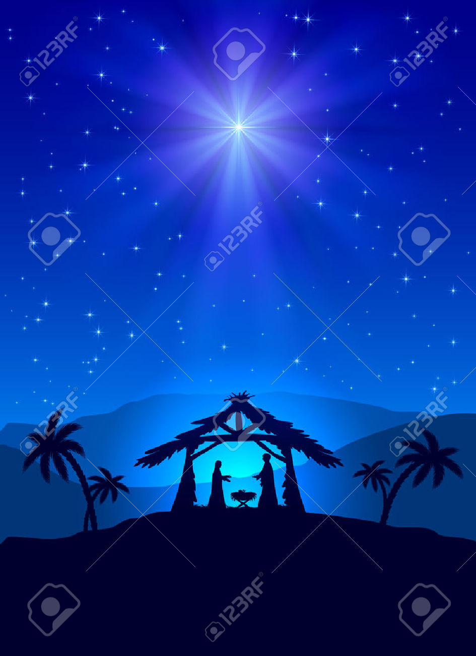 Christmas Night Scene Clipart 20 Free Cliparts Download