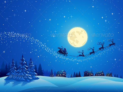 Best Christmas Resources: Wallpapers, Themes, Icons, Vectors and.