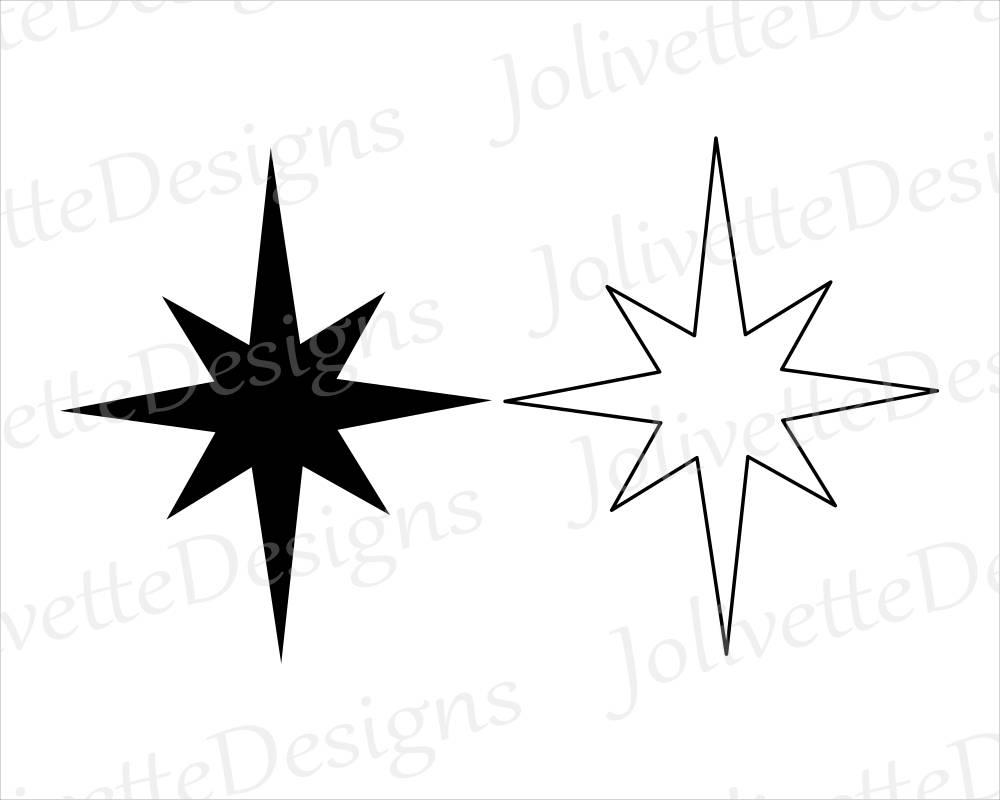 North Star Silhouette.