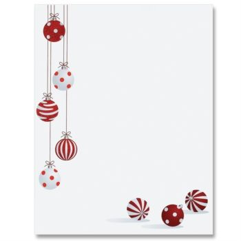 Crimson Delight Specialty PaperFrames™ Border Papers.