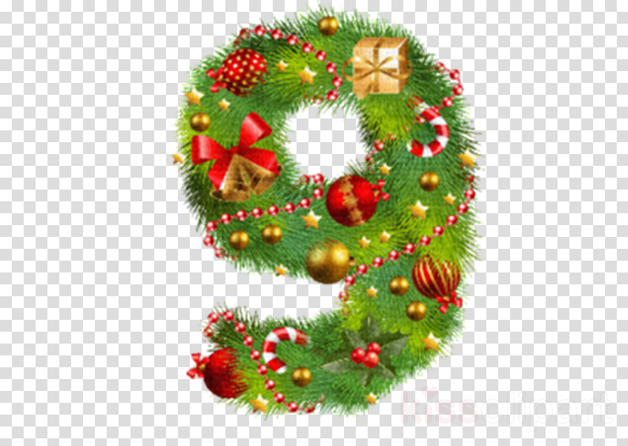 Christmas Tree Background clipart.