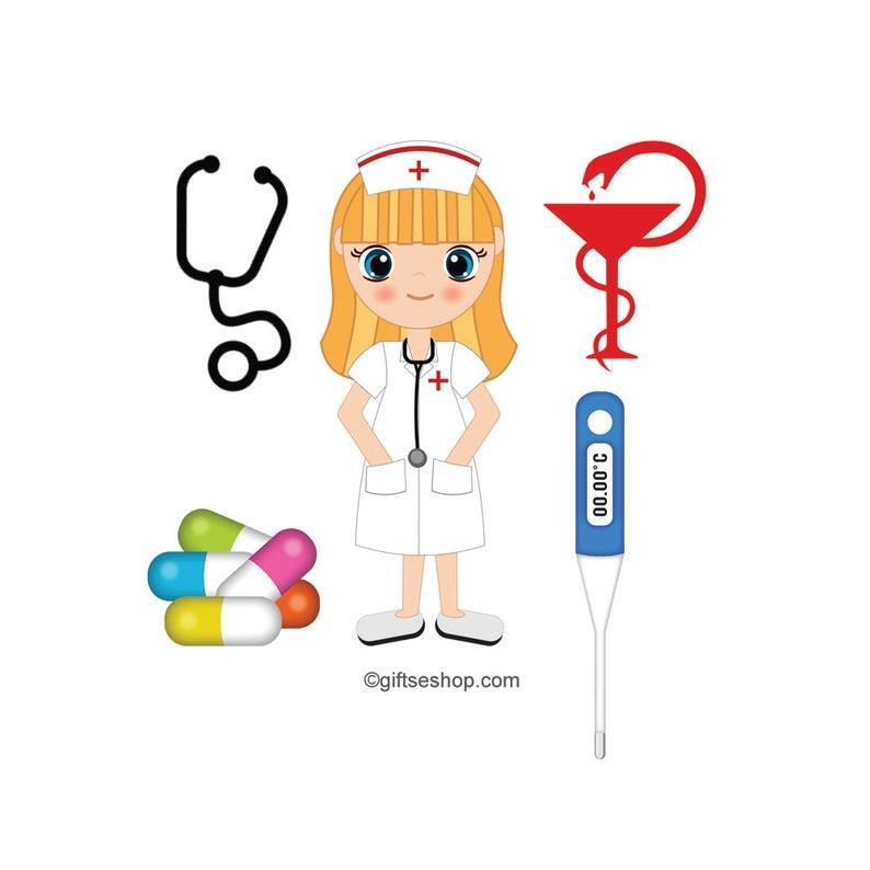 Nurse Images, Medical Clipart, Nurse Clipart, Doctor Clipart, Stethoscope  Clipart, Hospital Clipart, Medical Symbol Clipart,.