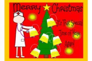 Christmas nurse clipart 3 » Clipart Portal.