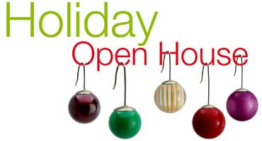Christmas open house clipart 3.