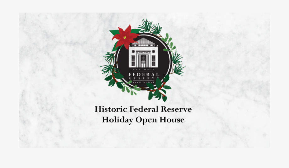 Federal Reserve Holiday Open House.