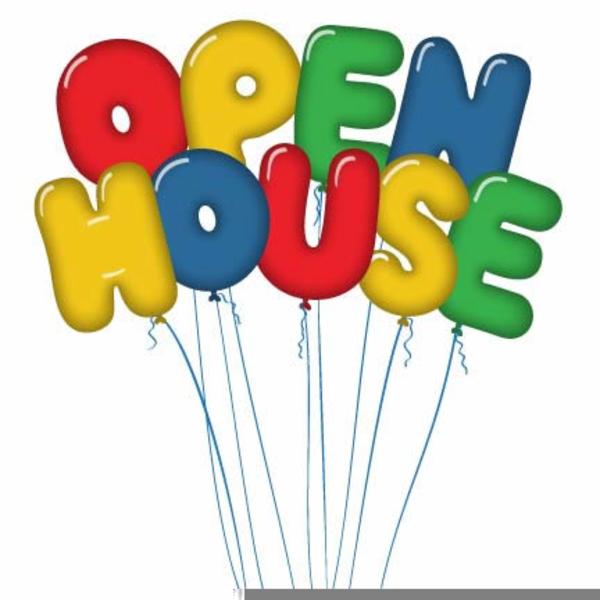 open house clipart.