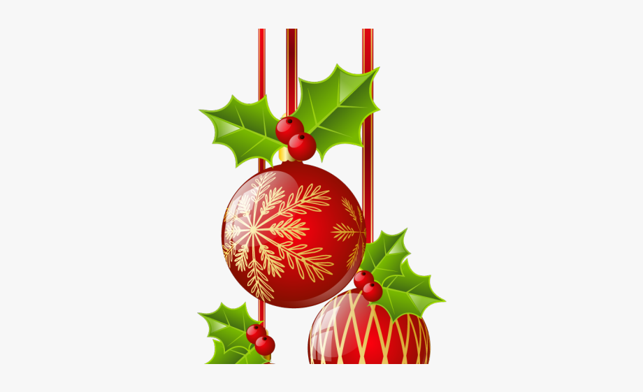 Christmas Ornament Clipart Holiday Ornament.