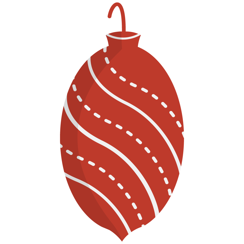 Free to Use & Public Domain Christmas Ornaments Clip Art.