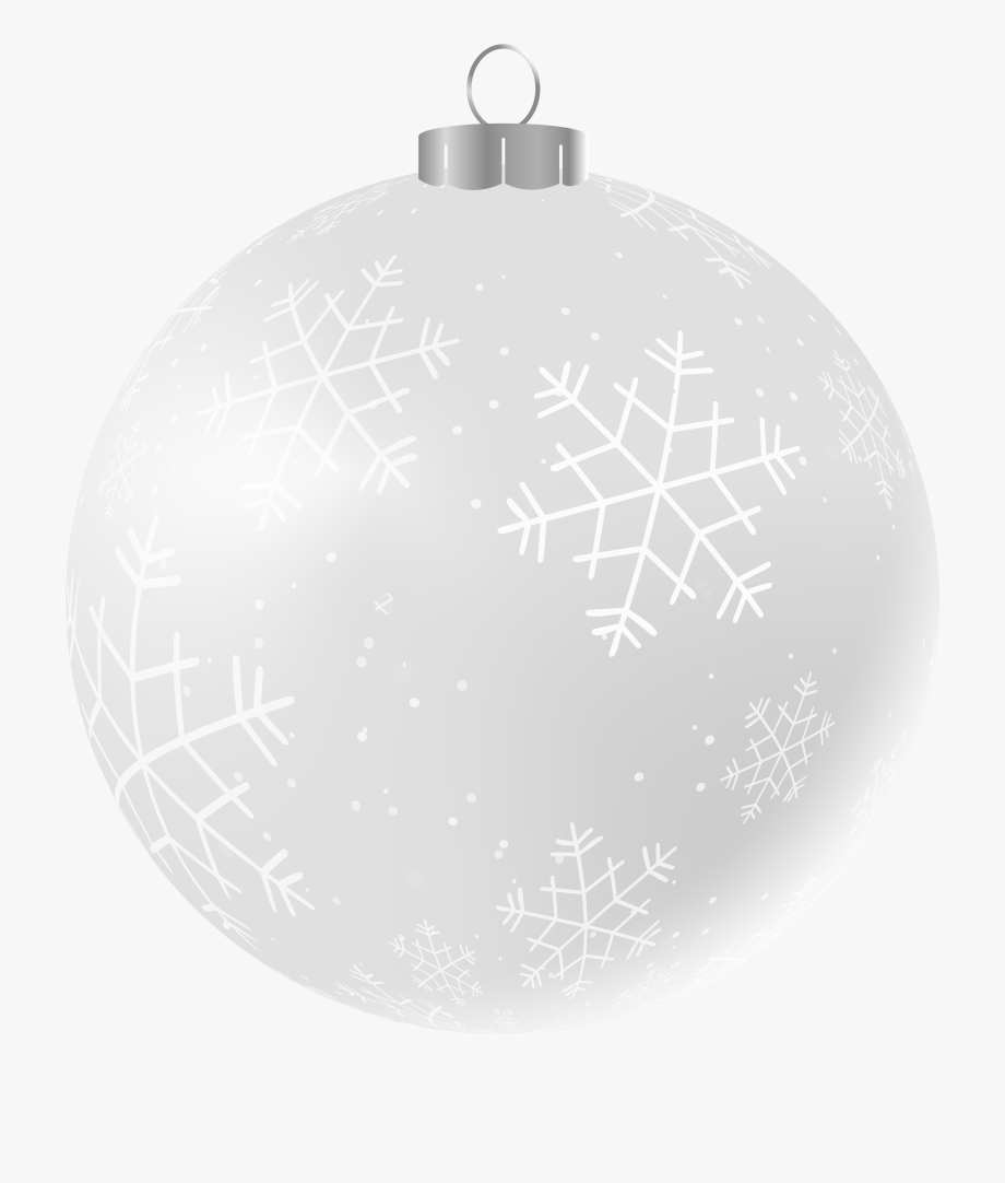 Ornament Clipart Black And White.