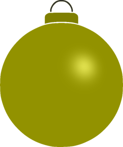 2802 free christmas ball ornament clipart.