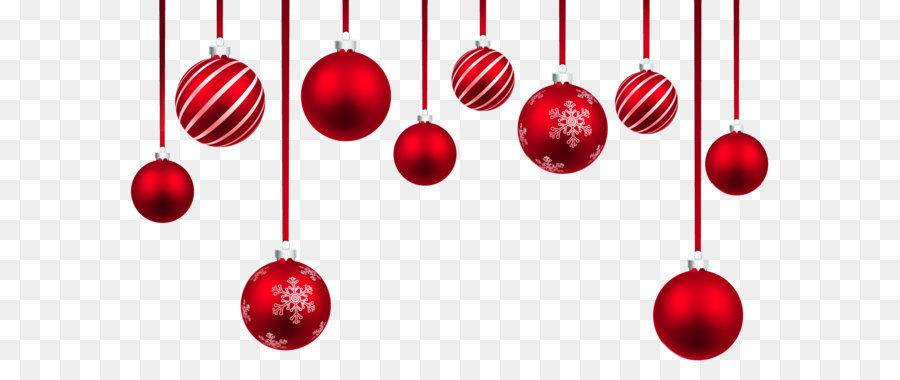 Christmas Tree Red png download.