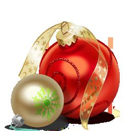 Christmas Ornament Icon #364652.