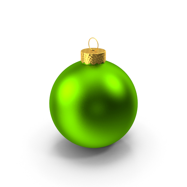 Green Christmas Ornament PNG Images & PSDs for Download.