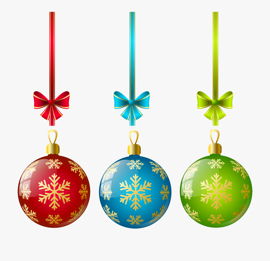 Christmas Ornaments Clipart, Cliparts & Cartoons.