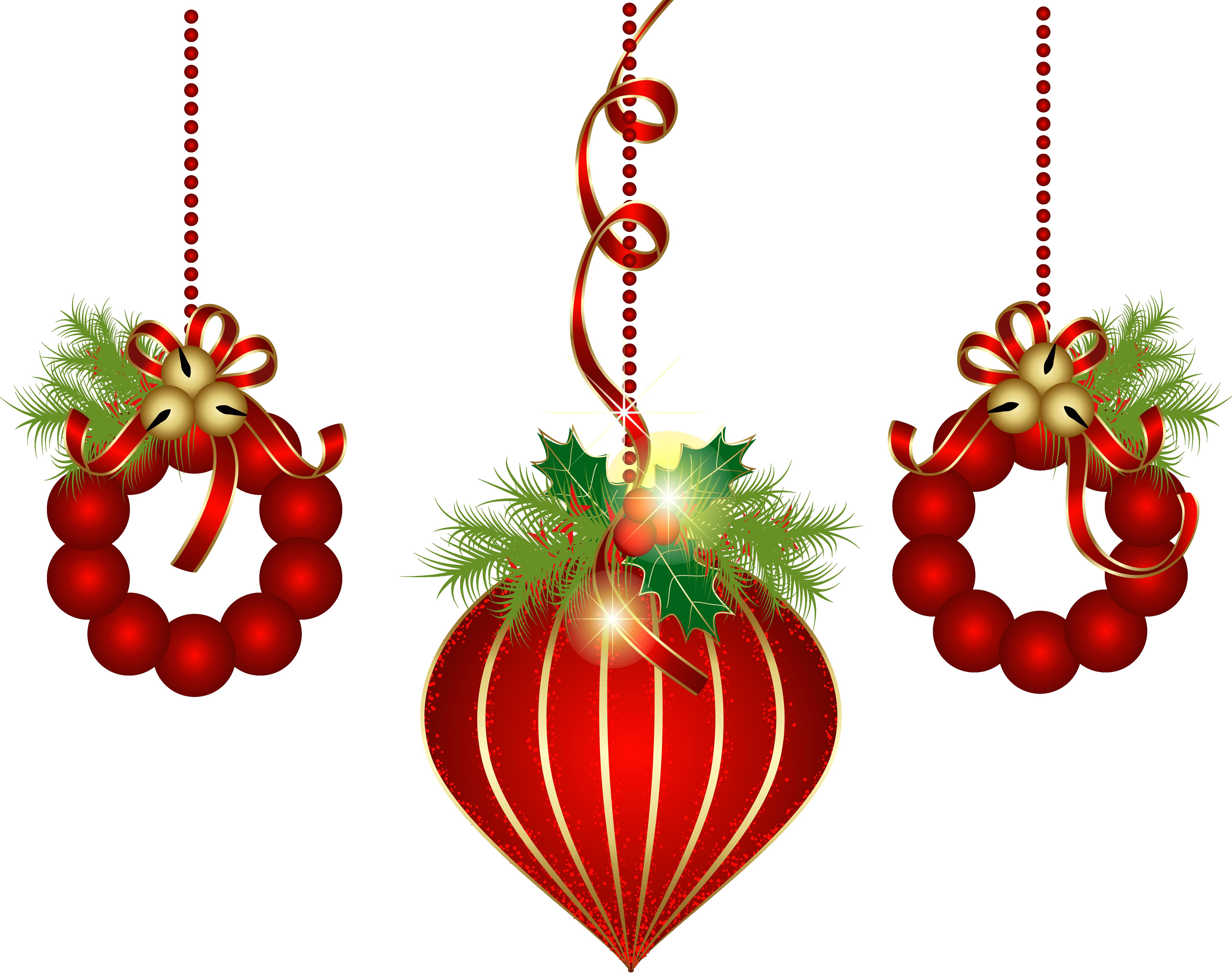Christmas decoration Christmas ornament Christmas tree Clip.
