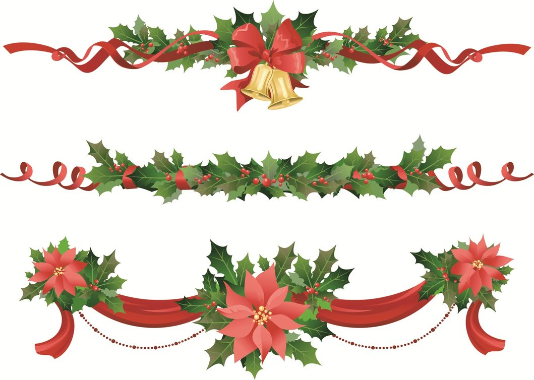 Christmas Decorations Clipart Free.