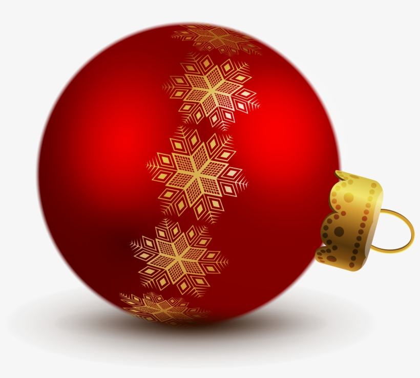 Christmas Ornaments Designs Png.