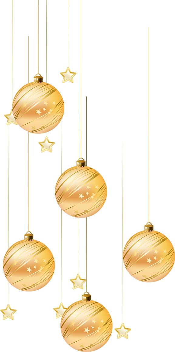 Christmas Ornaments Transparent PNG Image Free Download searchpng.com.