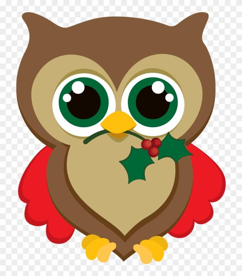 Christmas owl clipart 5 » Clipart Portal.
