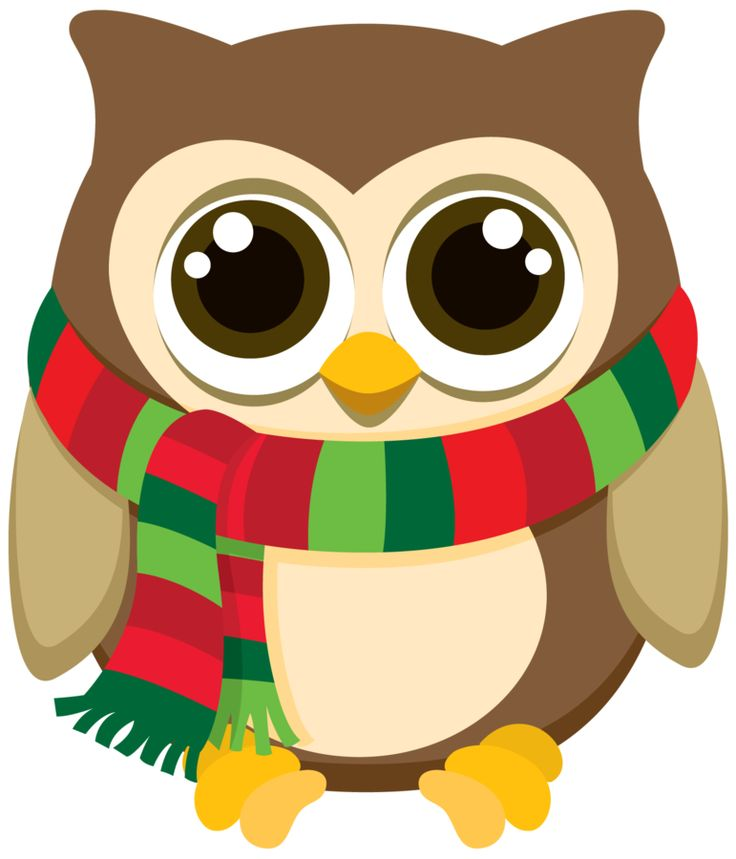 Free Owl Christmas Cliparts, Download Free Clip Art, Free Clip Art.