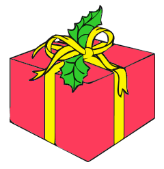Christmas package clipart » Clipart Station.
