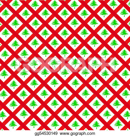 Christmas wrapping paper clipart.