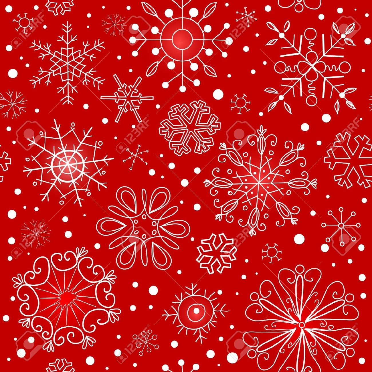 Free christmas wrapping paper clipart.