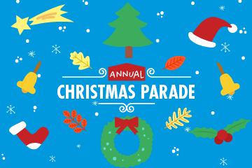 Christmas Parade Clipart (86+ images in Collection) Page 1.