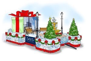 Christmas parade float clipart 3 » Clipart Portal.