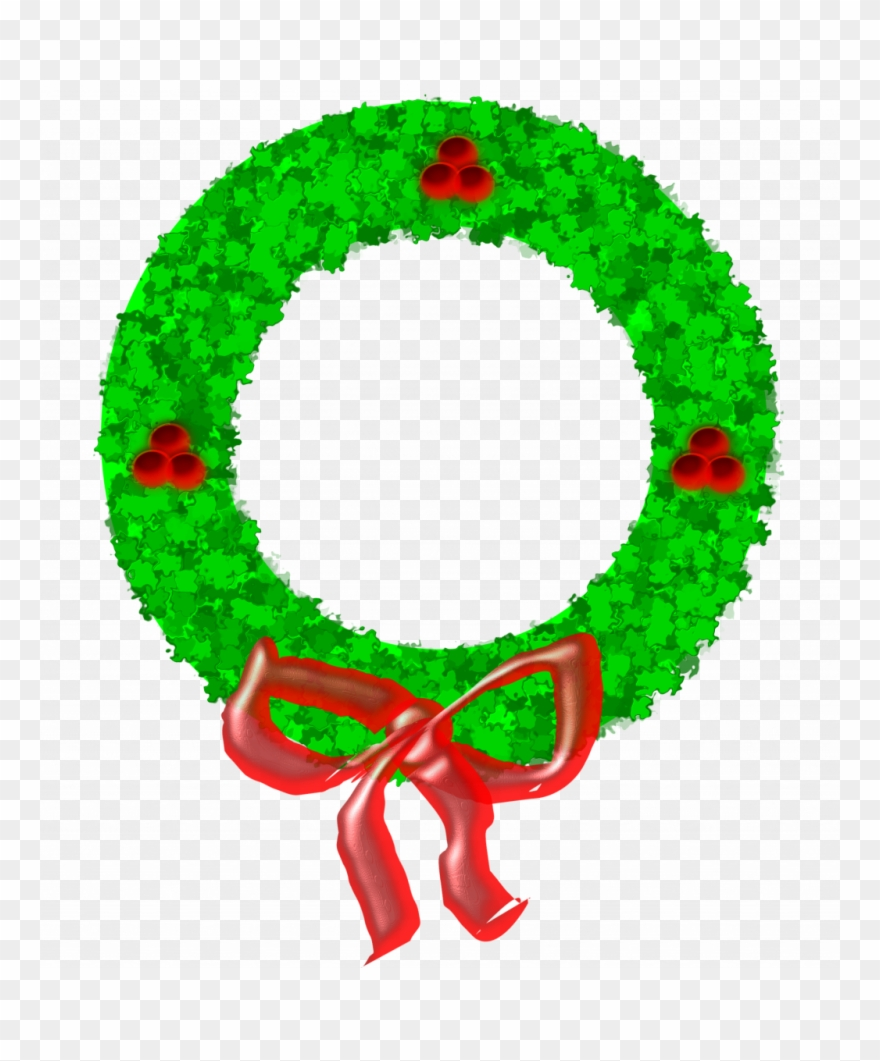 Holiday Wreath Clipart Free Download Best Holiday Wreath.