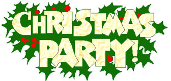 Clipart Christmas Party.