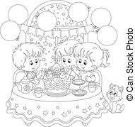 Cake for christmas Clip Art Vector Graphics. 3,283 Cake for.