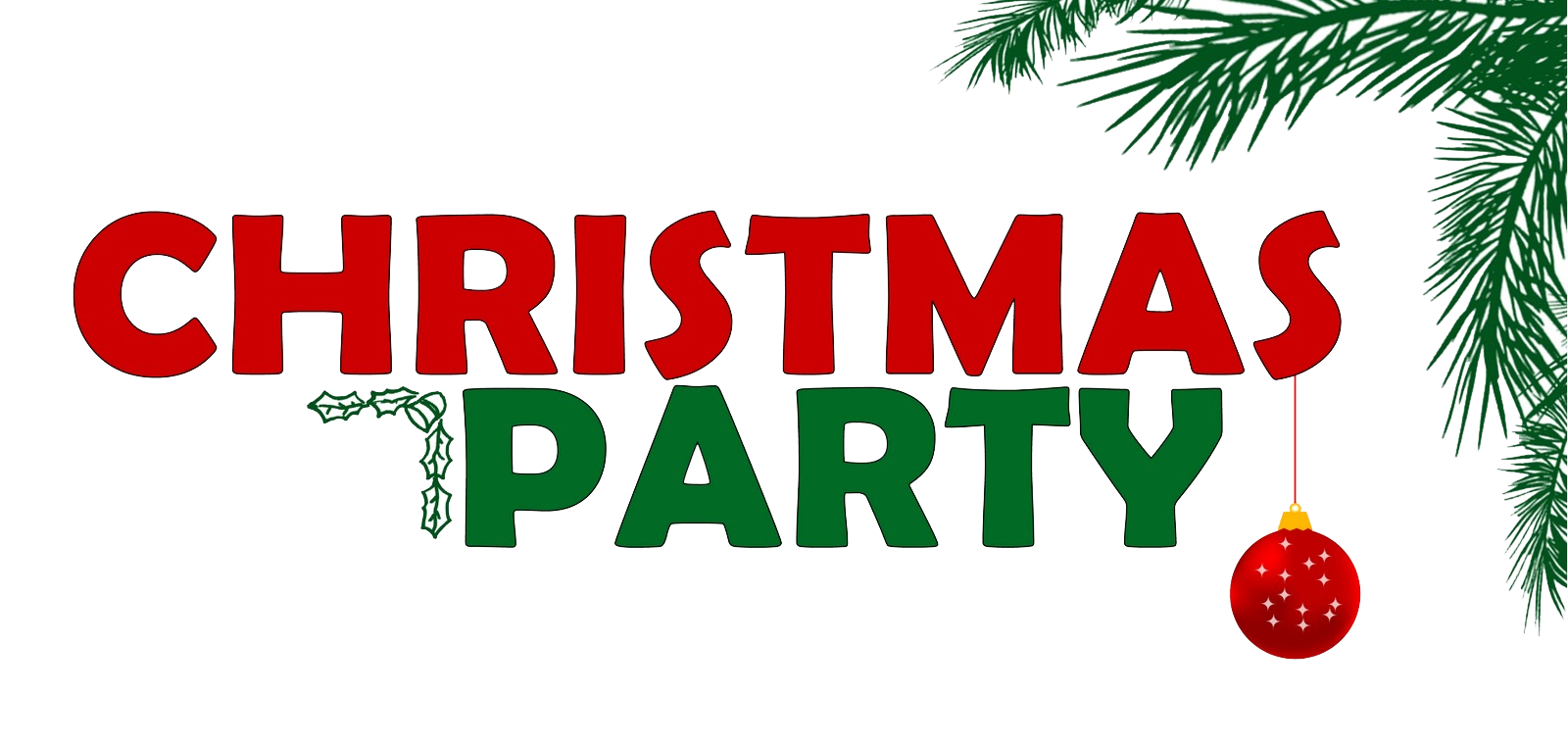 Christmas Party PNG Free Images.