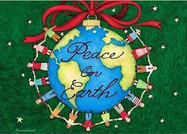 Free christmas peace on earth clipart » Clipart Portal.