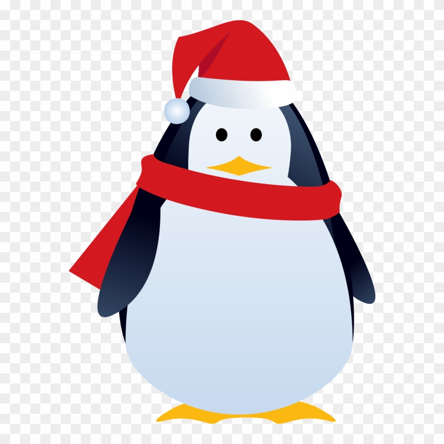 Free Christmas Penguin.