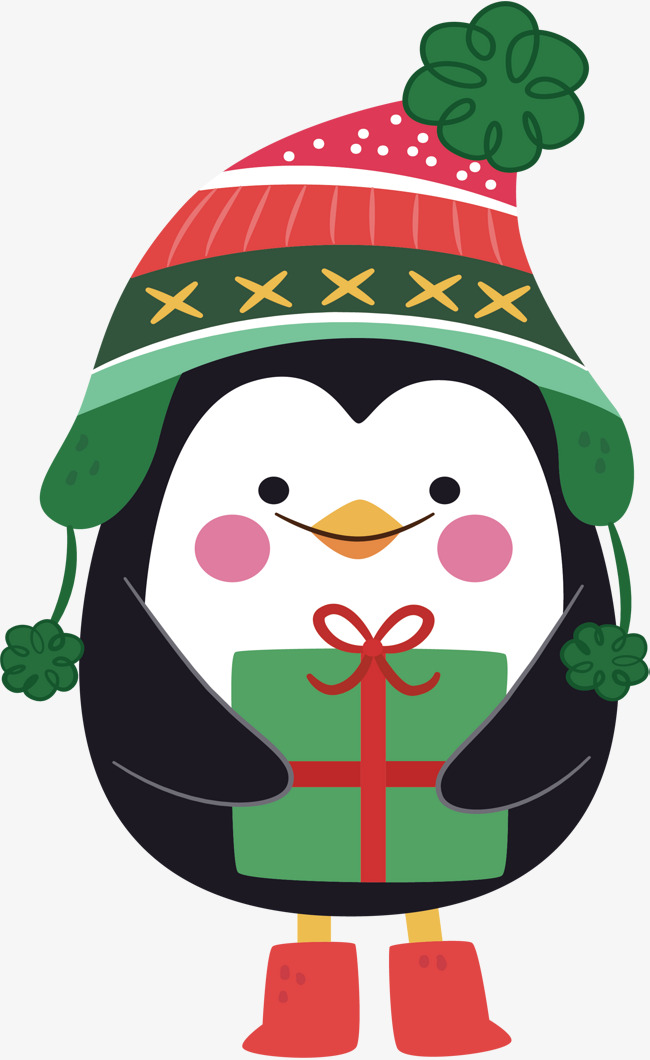 Xmas Penguin Png & Free Xmas Penguin.png Transparent Images #6046.