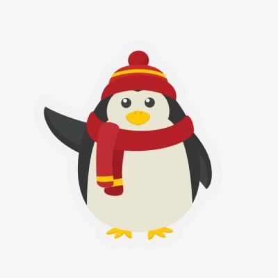 Download Free png Christmas Penguin, Christmas, Christmas Hats.