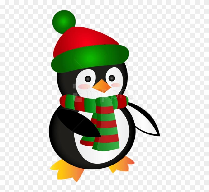 Cute Penguin Png.