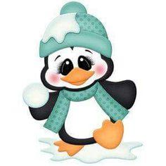 140 Best penguin clipart images in 2019.