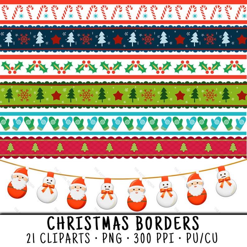 Christmas Border Clipart, Christmas Clipart, Christmas Border PNG,  Christmas Border, Border Clipart, Christmas Clip Art, Border Clip Art.