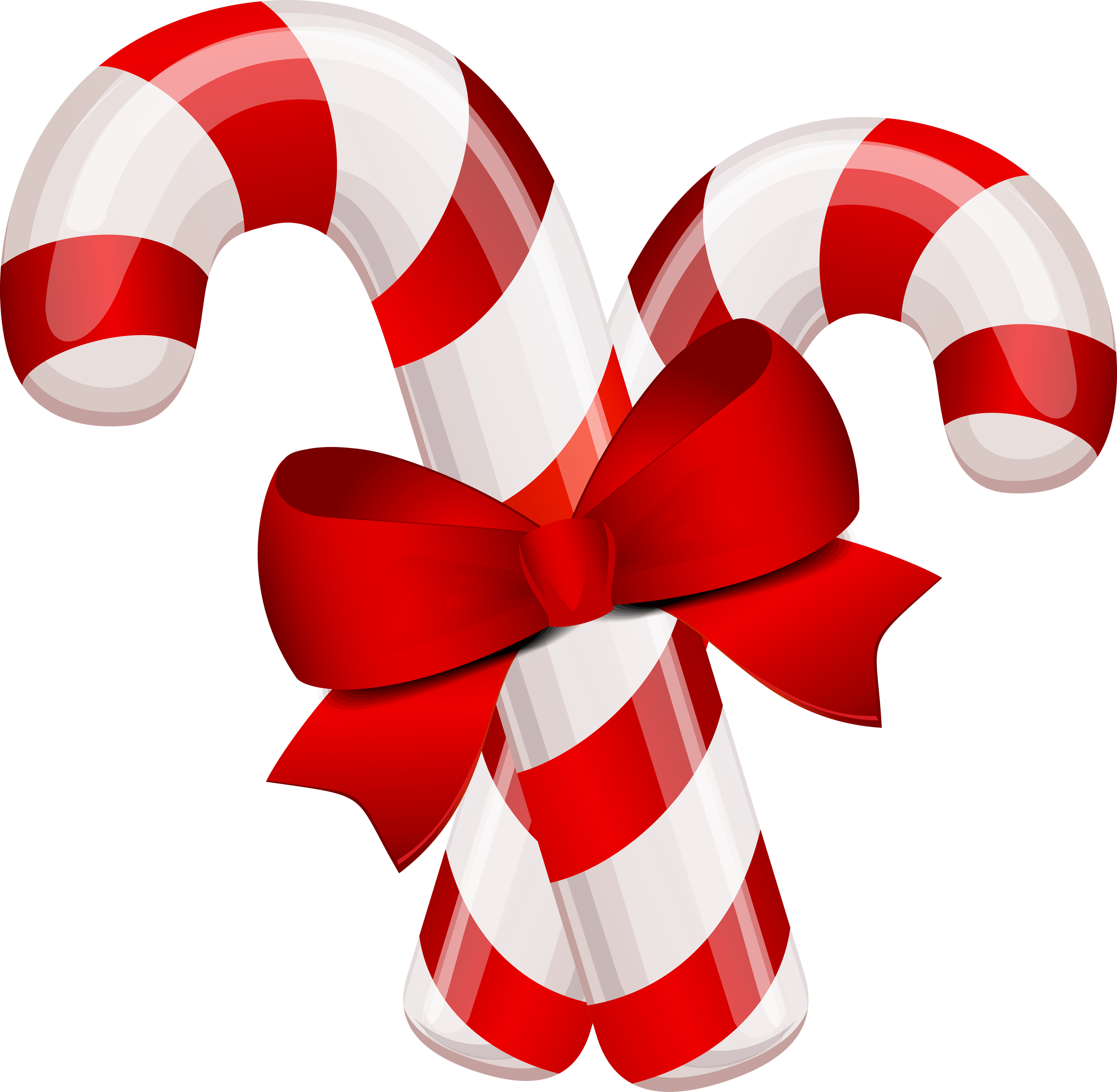 Christmas Candy Duo transparent PNG.