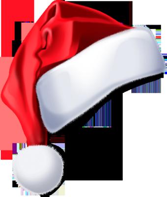Christmas Hat PNG Image.