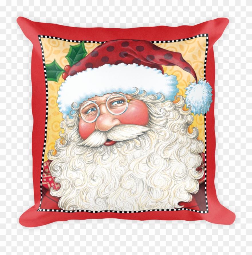 big Santa Face\